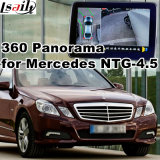 Interfaccia di panorama 360 & di retrovisione per Mercedes-Benz con Ntg-4.5 lo schermo del getto dell'input di segnale del sistema Lvds RGB