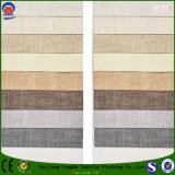 Tissu de rideau en polyester tissé par arrêt total ignifuge imperméable à l'eau à la maison neuf de textile