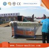 Macchina dell'espulsione del rivestimento del cavo del PVC