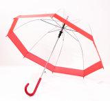 الصين مظلة رخيصة وترقية شفّافة مظلة [فولدبل]