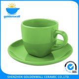 180ml/5 tasse de café de la porcelaine coloré '' * 4set