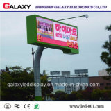 P4/P6.67/P8/P10/P16 높은 광도 광고를 위한 에너지 절약 옥외 풀 컬러 조정 발광 다이오드 표시 스크린 표시