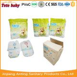 Fraldas para bebé descartáveis, fabricante de produtos para bebé na China.