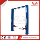 China Factory Supply Garage Equipment 2 Gantry Post Hydraulic Car Lift (GL-4.5-2F1)