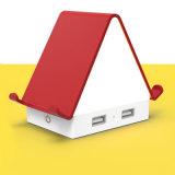 3 in 1 Lader van LEIDENE Haven 4 USB van de Nacht Lichte met de Houder van de Telefoon
