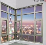 Inclinazione di stile francese e girata di alluminio Windows/finestra di alluminio stoffa per tendine di alta qualità