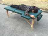 De klassieke Draagbare Lagen van de Massage van het Bed van de Massage in de Landen van de EU MT-007r