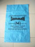 sac tissé par plastique de empaquetage de la farine 50kg