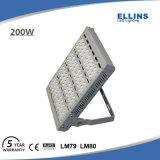 Indicatore luminoso di inondazione dello stadio di watt LED di disegno modulare 150 per la corte di tennis