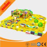 Le jeu fantastique d'enfants badine la cour de jeu d'intérieur avec le videur gonflable