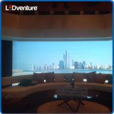 Exhibición de LED grande a todo color de interior para la publicidad, teatral