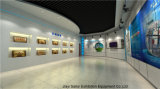 Wand-Bildschirmanzeige für großen Ausstellung-Hall-Stand-Handelsmesse-Ausstellungsraum