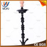 Pompes à eau en acier inoxydable Shisha Nargile Tobacco Smoke Hookah