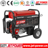 6kw 3 Phasen-kupferner Verkabelungs-Benzin-Generator mit guter Qualität