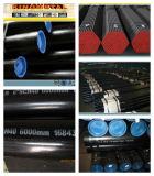 ERW Efwによって溶接される氏カーボンブラック鋼管