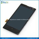 Digitizador original de la pantalla táctil del LCD para Nokia Lumia 1020