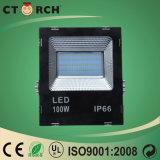 2017新しいデザインおよび据え付け品LEDのフラッドライトSMD 100W