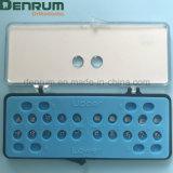 De Vervaardiging van Denrum Twee Mbt van de Orthodontische Stukken Steun