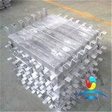 Aluminiumanode, die Gerät für Vorschaltgerät-Wasser-Becken ausstattet