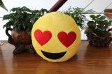 판매를 위한 주문품 PP 면 Emoji 베개 낙지 견면 벨벳 장난감