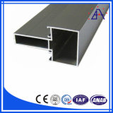 Perfil de alumínio personalizado OEM da construção da alta qualidade para o indicador