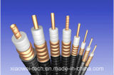 "1/2"" de câble coaxial RF Superflexible Communication"