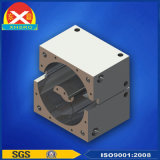 異なった指定を含むアルミニウム変圧器