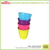 BPA coloridos liberan la taza irrompible del jugo de la melamina