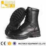 Новый дизайн верхней части марки подлинного защитная обувь из натуральной кожи крупного рогатого скота военной борьбы с Boot