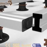 Fácil instalar los zócalos levantados ajustables modificados para requisitos particulares del suelo para la venta