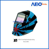 De auto Helm van het Lassen Darking met het Patroon van de Kleur (6A1009)