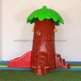 Het Spel van de kleuterschool Weinig Magisch Huis van de Boom van de Jonge geitjes van het Huis van de Boom Plastic