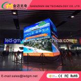 Colore completo dell'interno caldo LED di vendita P4 che fa pubblicità allo schermo di visualizzazione con il prezzo di fabbrica basso