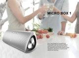 Neue Multimedia mini beweglicher Bluetooth Radioapparat-Aluminiumlautsprecher