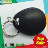 Eの支払のためのUIDの番号付けIP68 MIFARE標準的な1K RFIDのタンブラーKeyfob