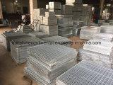 La pavimentazione galvanizzata tuffata calda della passerella della fabbrica gratta i fornitori