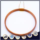 Type cuivre inductif de cuvette de bobine de détecteur électrique