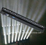 Bester Pixel-Träger-bewegliches Stab-Licht des Preis-8X10W LED