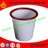 FDA / Sedex / CE / ISO Aprobado acero al carbono esmalte vaso / taza del vino