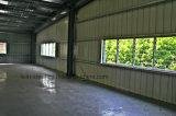 Estrutura de metais pré-fabricados acessíveis Fábrica de aço e construção de oficinas