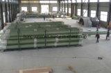 Tubo composto e montagem para ambiente corrosivo