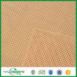 Полиэфира 3*1 ткань 100% сетки для ткани подкладки Sportswear