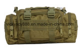 Camouflage 3p Cintura Exterior Ombro Único Saco Militar torácica (CY3613)