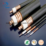 大きい力RFは1/2銅の低い伝達減少ケーブルを極度曲げる