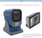 Scanner 2D Omni Directional Scanner USB Barcode Scanner 2D Présentation Scanner 2D Platform