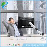Base mecánica del monitor del brazo del montaje del monitor de la estructura Ys-Ds312fg del resorte de Jeo