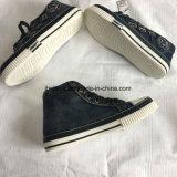 Верхушка ткани джинсовой ткани вулканизированного ботинка Seris