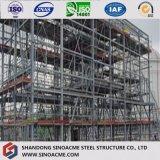 모듈 디자인 저가 전 설계된 강철 구조물 건물