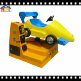 O parque de diversões infantil para crianças passeio de carro de impulso eléctrico Pato Donald