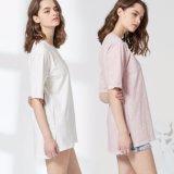 Mesdames fashion T-Shirt chemisier de loisirs